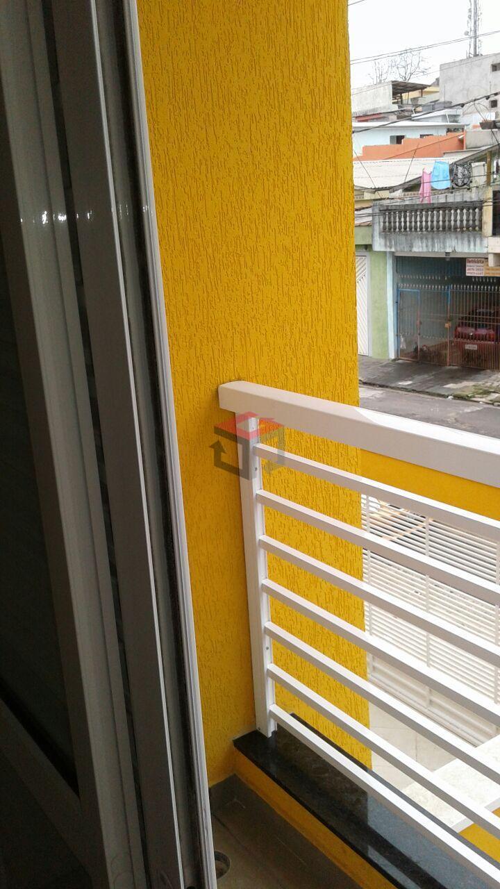 Sobrado de 2 dormitórios à venda em Jardim Das Maravilhas, Santo André - SP