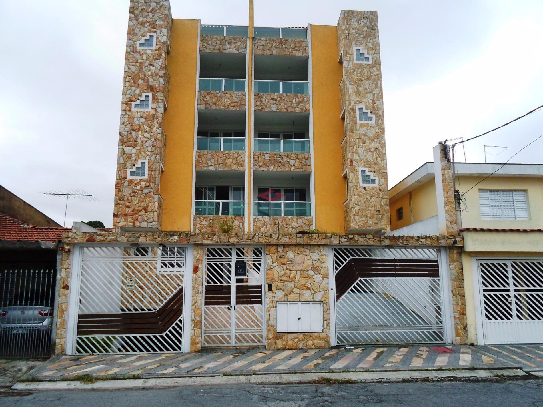 Cobertura residencial à venda, Assunção, São Bernardo do Campo - CO49869.