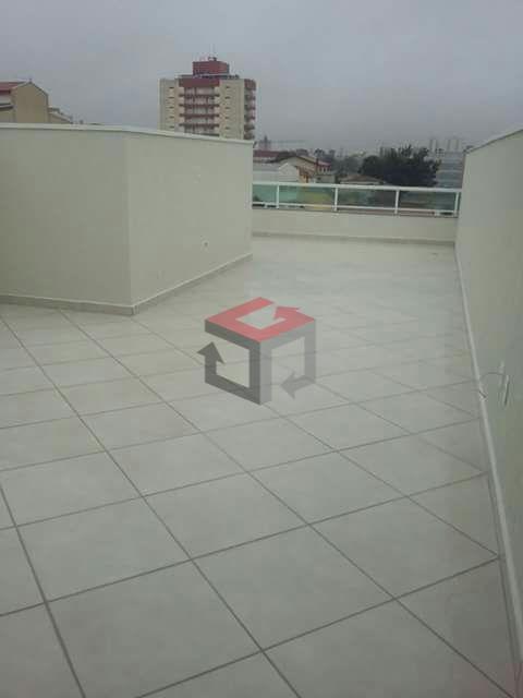 Cobertura de 2 dormitórios à venda em Vila Gilda, Santo André - SP