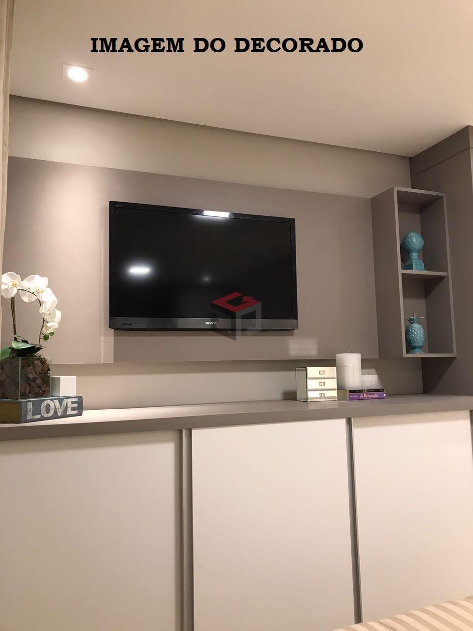lançamento - centro - sbc 2 dormitórios, 1 suíte, sala 2 ambientes, varanda gourmet, 2 vagas,...
