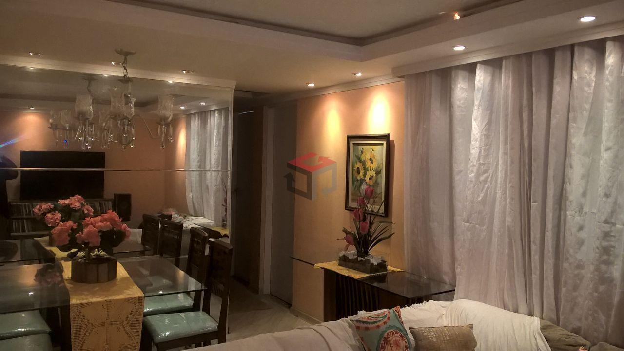 Apartamento residencial à venda, Jardim Alvorada, Santo André - AP53704.