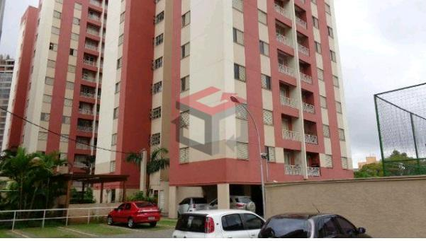 Apartamento residencial para venda e locação, Baeta Neves, São Bernardo do Campo - AP37611.
