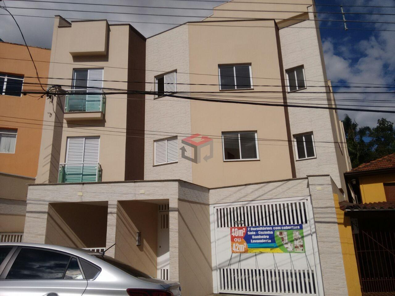 Cobertura de 2 dormitórios à venda em Vila Curuçá, Santo André - SP