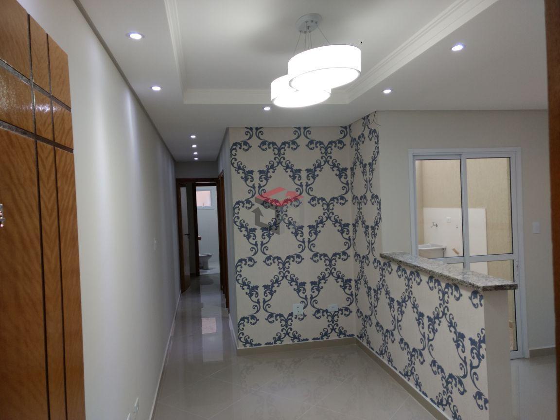 Cobertura de 2 dormitórios à venda em Vila Humaitá, Santo André - SP