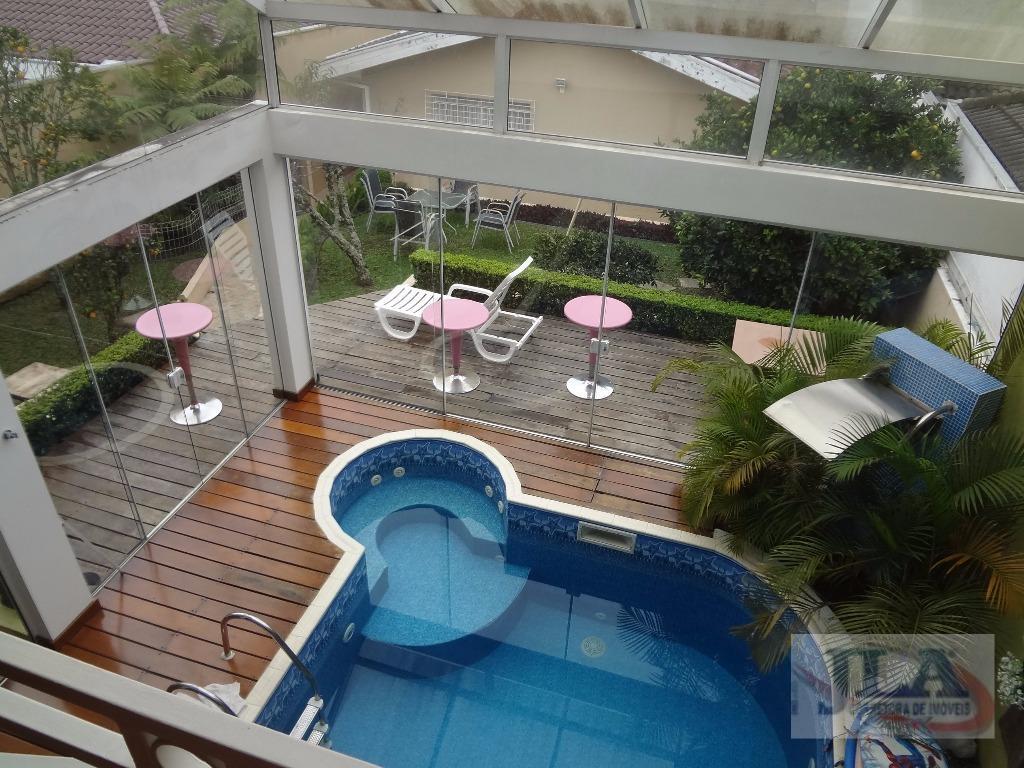 Casa  residencial à venda, Ahú, Curitiba.