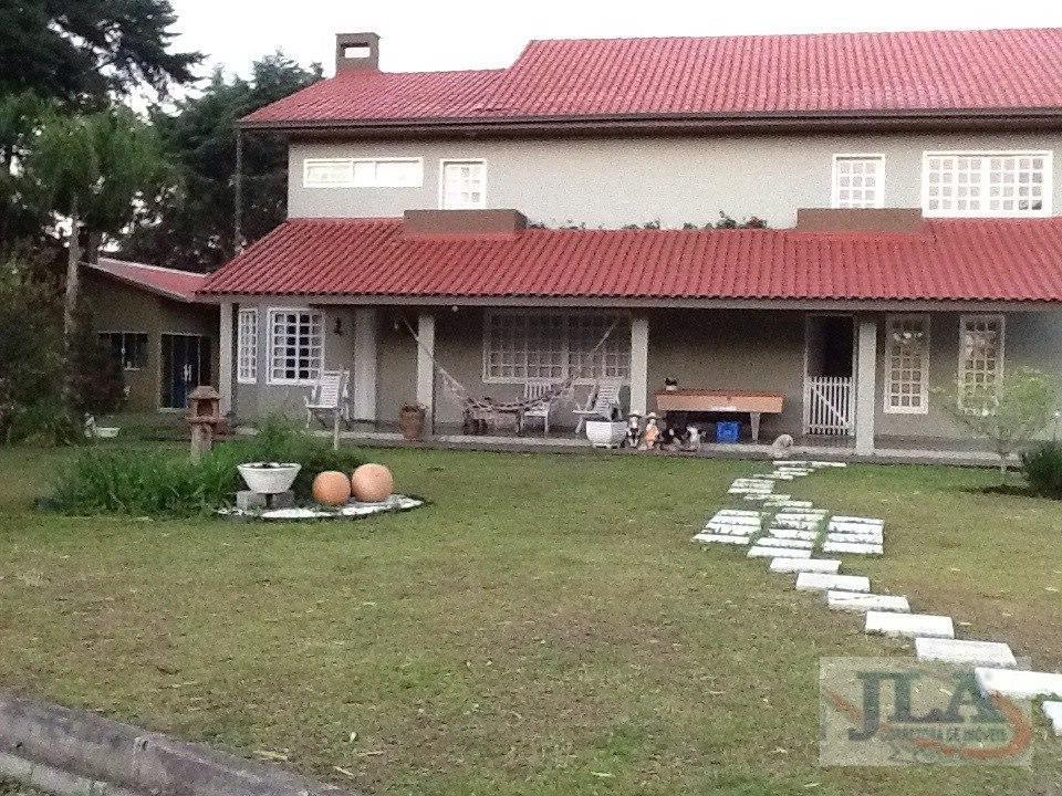 Casa de Campo à venda, Centro, Quatro Barras.