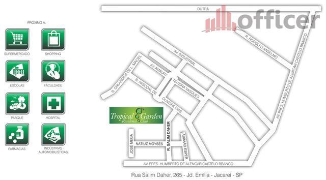 um verdadeiro clube de lazer por um preço inacreditável!** tropical garden residence club ** rua salim...