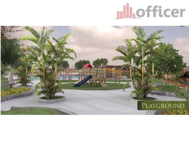 Terreno  residencial à venda, Eco Park Bourbon, Caçapava.