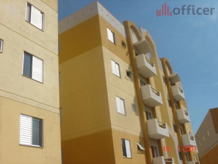Apartamento residencial à venda, Jardim Vale do Sol, São José dos Campos - AP0417.