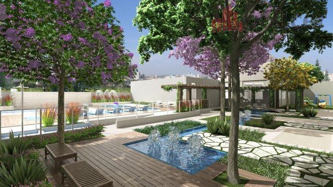 Apartamento residencial à venda, Jardim Aquárius, São José dos Campos - AP0334.
