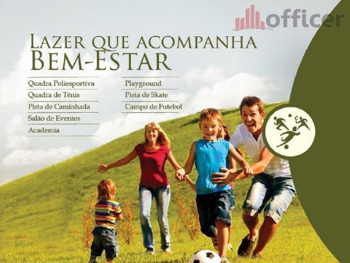 Terreno residencial à venda, Eco Parque Bourbon, Caçapava - TE0125.