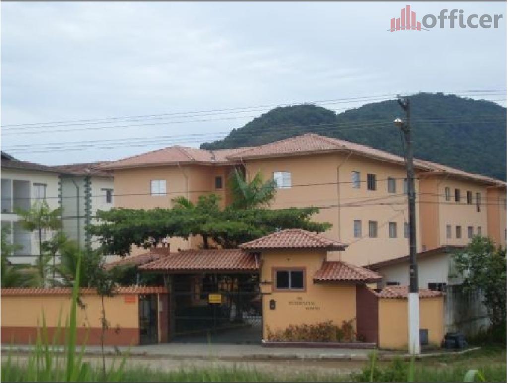 Apartamento com 2 dormitórios à venda, 41 m² por R$ 255.000 - Itaguá - Ubatuba/SP