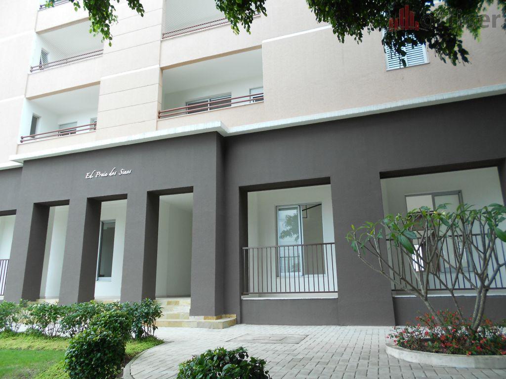 Apartamento residencial à venda, Parque Industrial, São José dos Campos - AP0262.