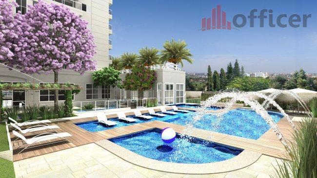 Apartamento residencial para venda e locação, Jardim Aquarius, São José dos Campos - AP0344.
