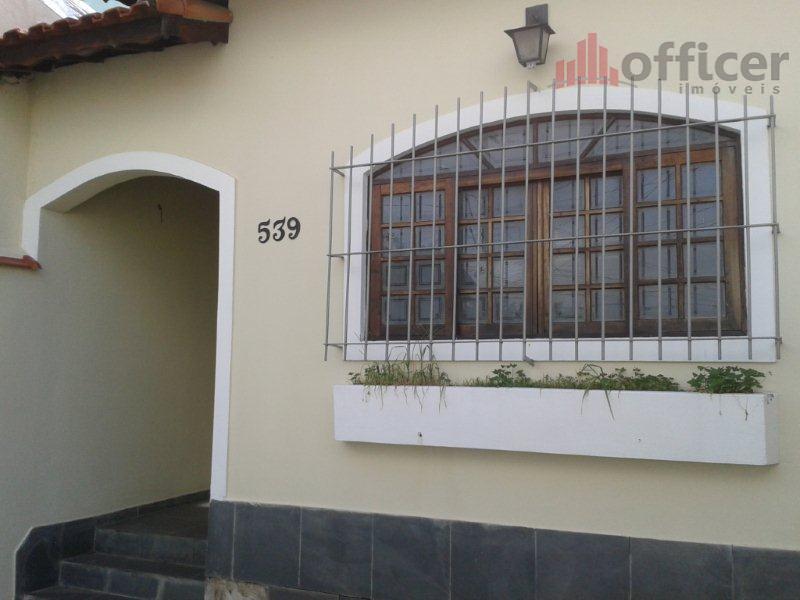 Casa residencial para locação, Jardim das Indústrias, São José dos Campos - CA0026.