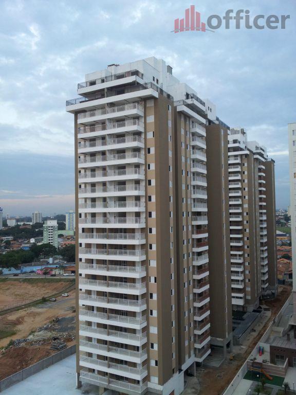 Apartamento residencial à venda, Parque Industrial, São José dos Campos - AP0432.