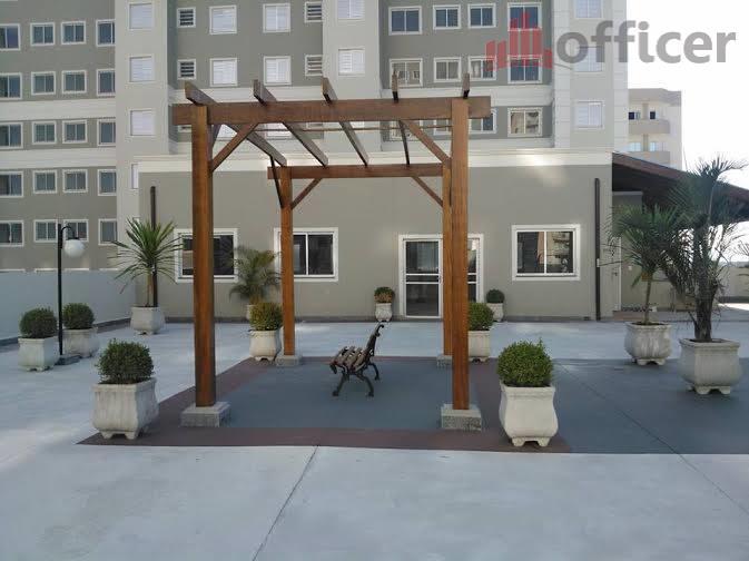 spazio campo di orleans * parque industrial * apartamento novo 10º andar com 44m²!! 02 dormitórios,...