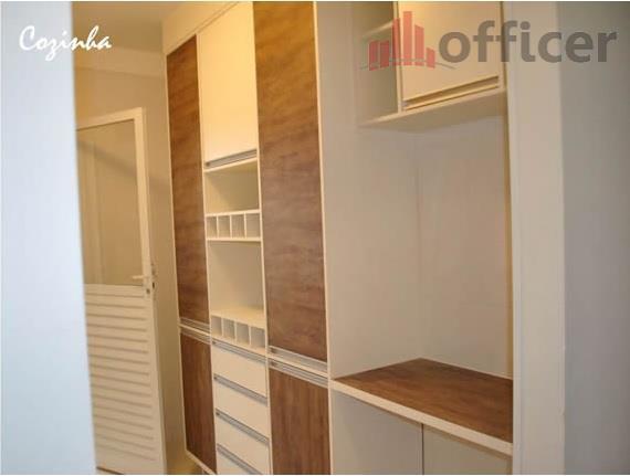 Apartamento residencial à venda, Jardim América, São José dos Campos - AP0577.