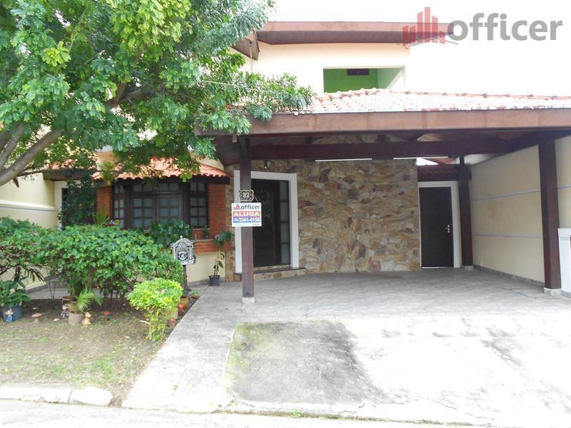 Sobrado residencial à venda, Urbanova, São José dos Campos - SO0060.