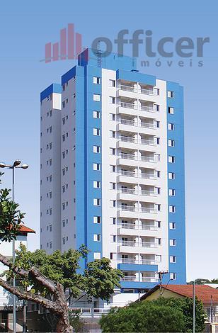 Apartamento residencial à venda, Jardim das Indústrias, São José dos Campos - AP0685.