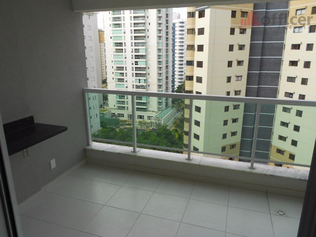 Apartamento  residencial para locação, Jardim Aquárius, São José dos Campos.