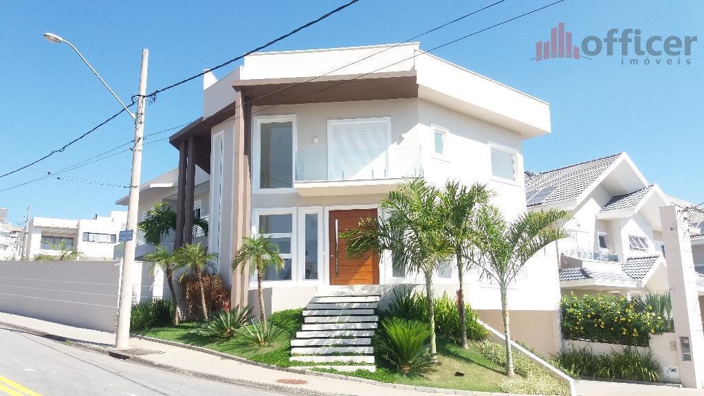 Casa residencial à venda, Condomínio Residencial Jaguary, São José dos Campos - CA0113.
