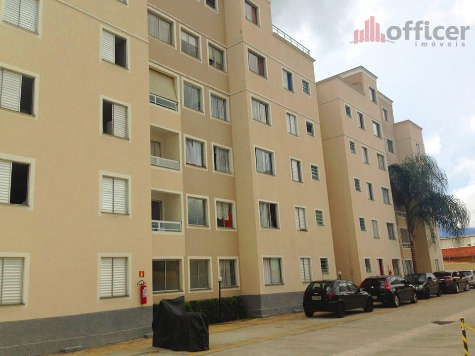 Apartamento residencial para locação, Jardim América, São José dos Campos - AP0728.