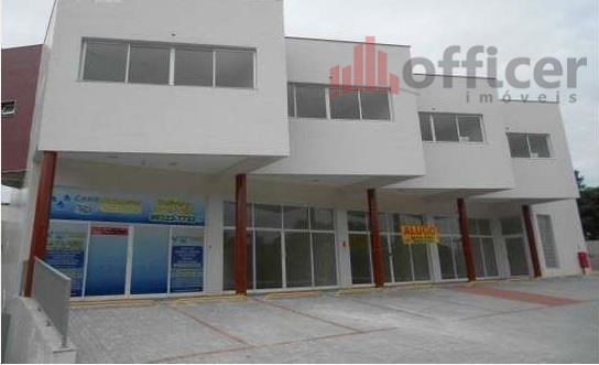 Sala comercial para locação, Urbanova, São José dos Campos - SA0096.