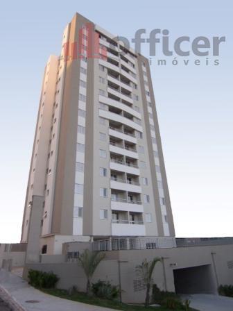 Apartamento residencial para locação, Jardim Satélite, São José dos Campos - AP0745.