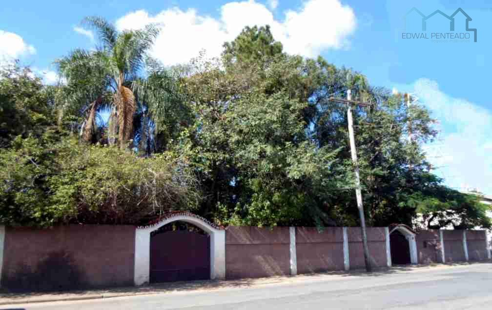 Chácara residencial à venda, Vila Santa Cruz, Itatiba.