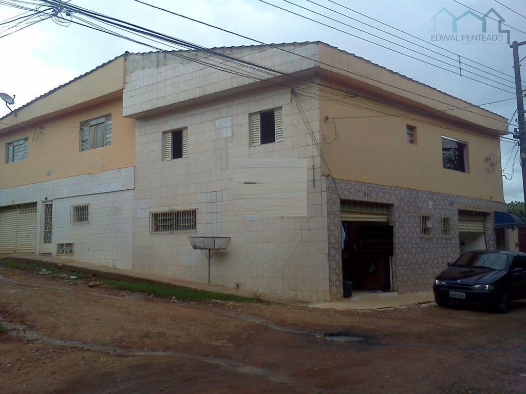 Apartamento residencial à venda, Parque das Nações, Atibaia.