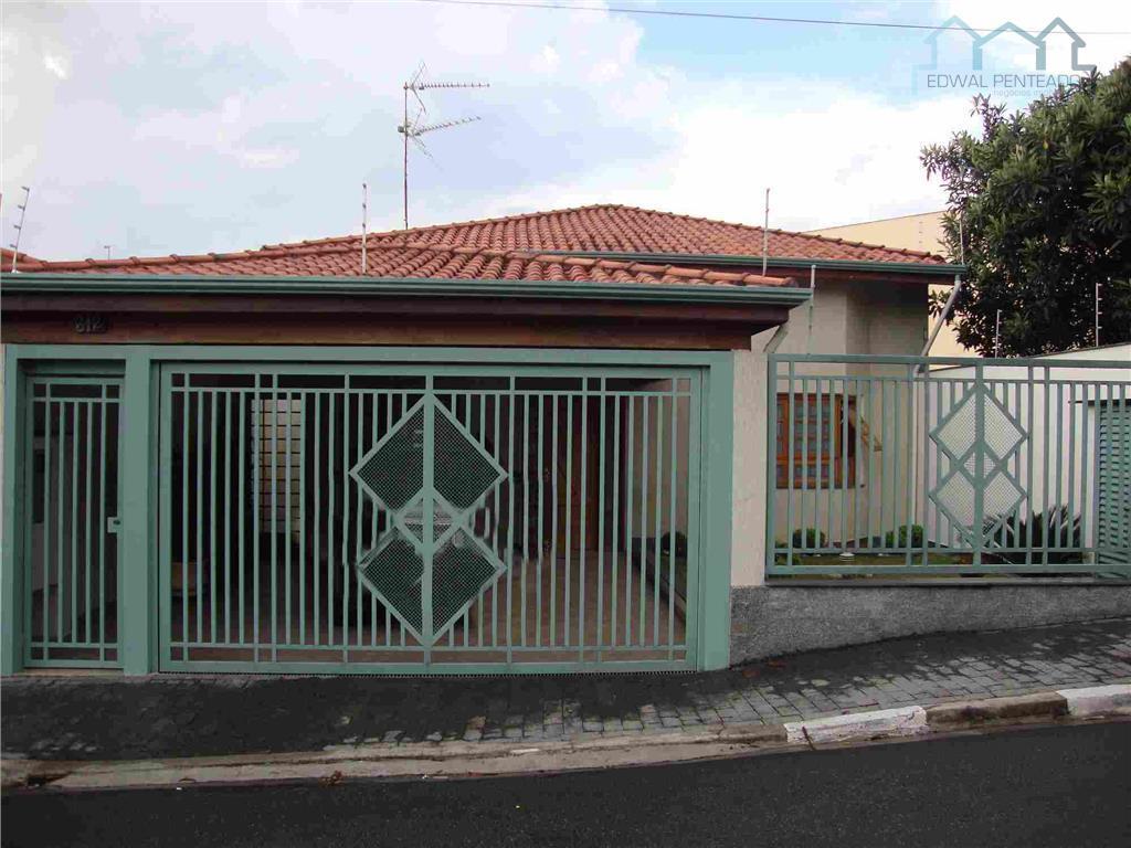 Casa residencial à venda, Vila Brasileira, Itatiba.