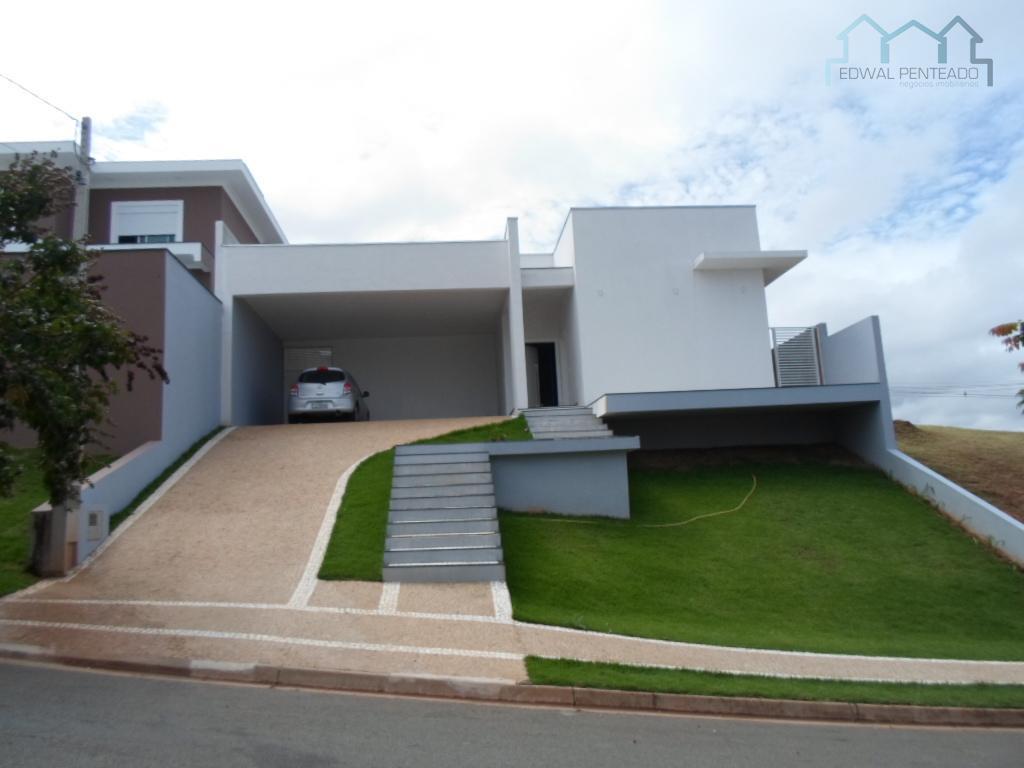 Casa residencial à venda, Santa Cruz, Itatiba.
