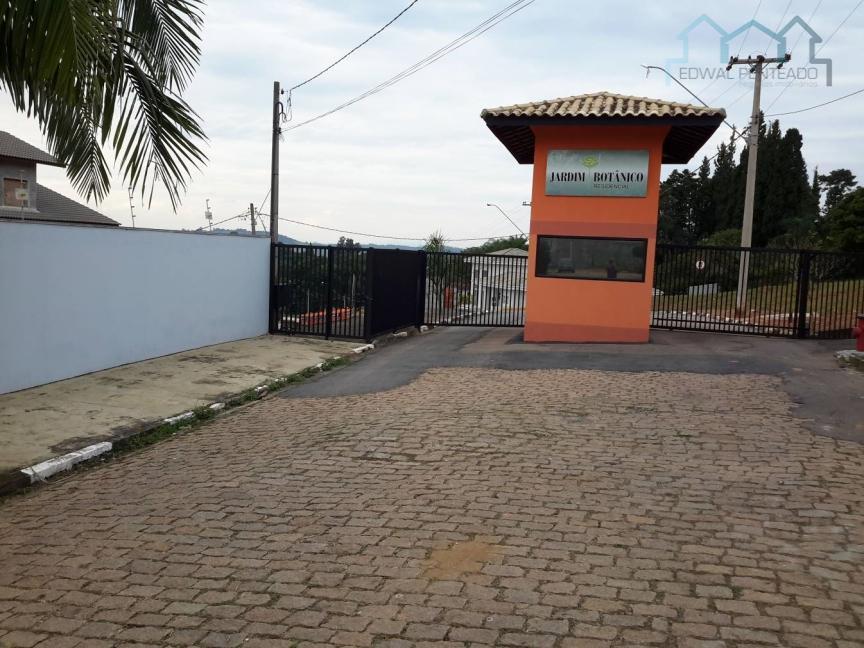 Terreno residencial à venda, Residencial Jardim Botânico, Itatiba.