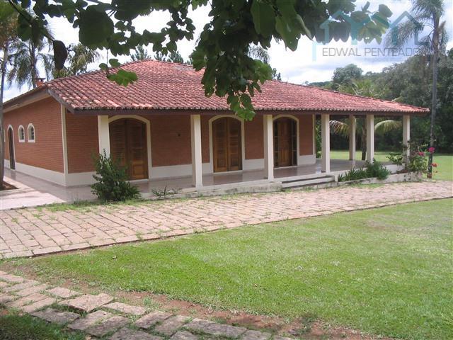 Chácara residencial à venda, Bairro Morro Azul, Itatiba.