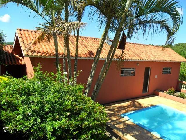 Chácara residencial à venda, Condomínio Itaembu, Itatiba.