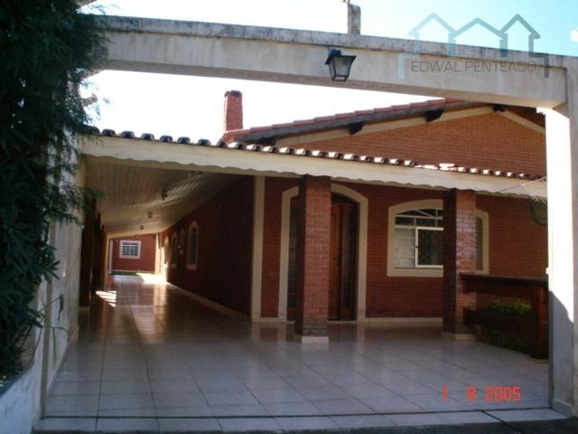 Chácara residencial à venda, Pomar São Jorge, Itatiba - CH0004.