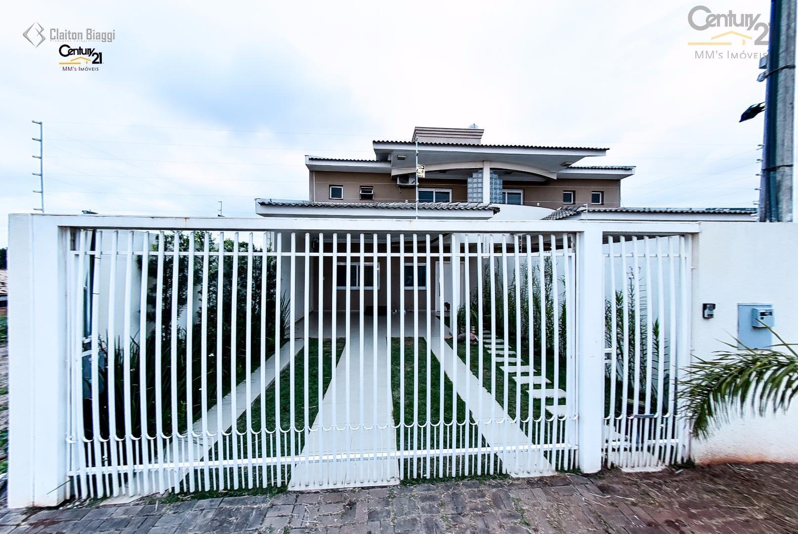 Sobrado residencial à venda, Pioneiros Catarinenses, Cascavel.