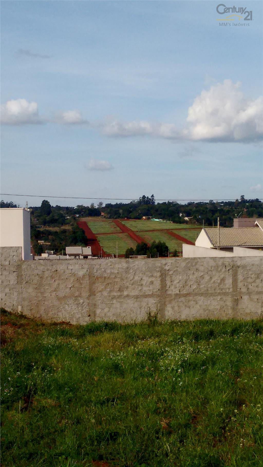Terreno residencial à venda, Floresta, Cascavel.