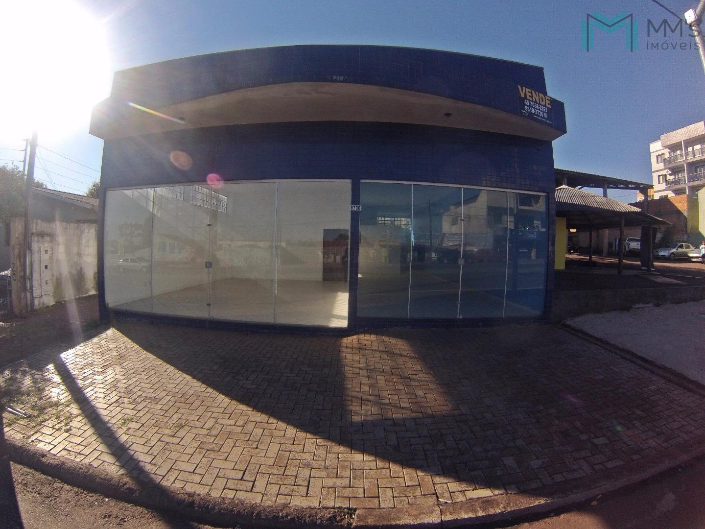 Sala comercial para venda e locação, Centro, Cascavel - SA0148.