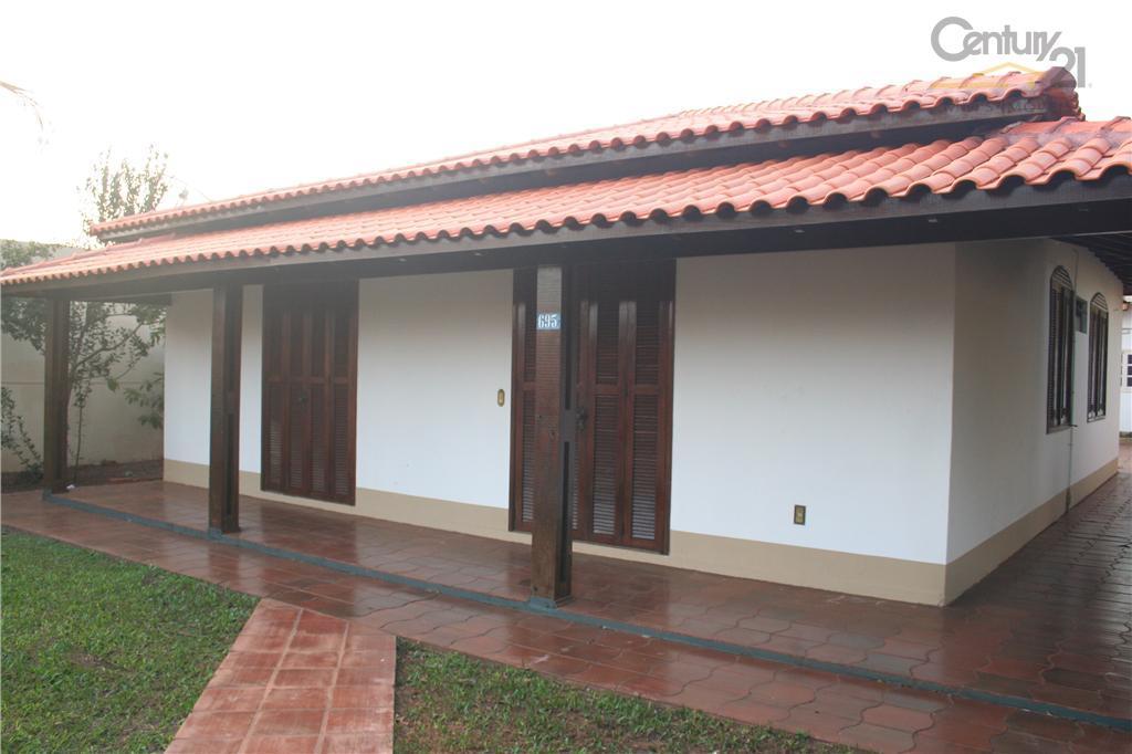 Casa residencial para locação, Jardim das Bandeiras, Foz do Iguaçu.