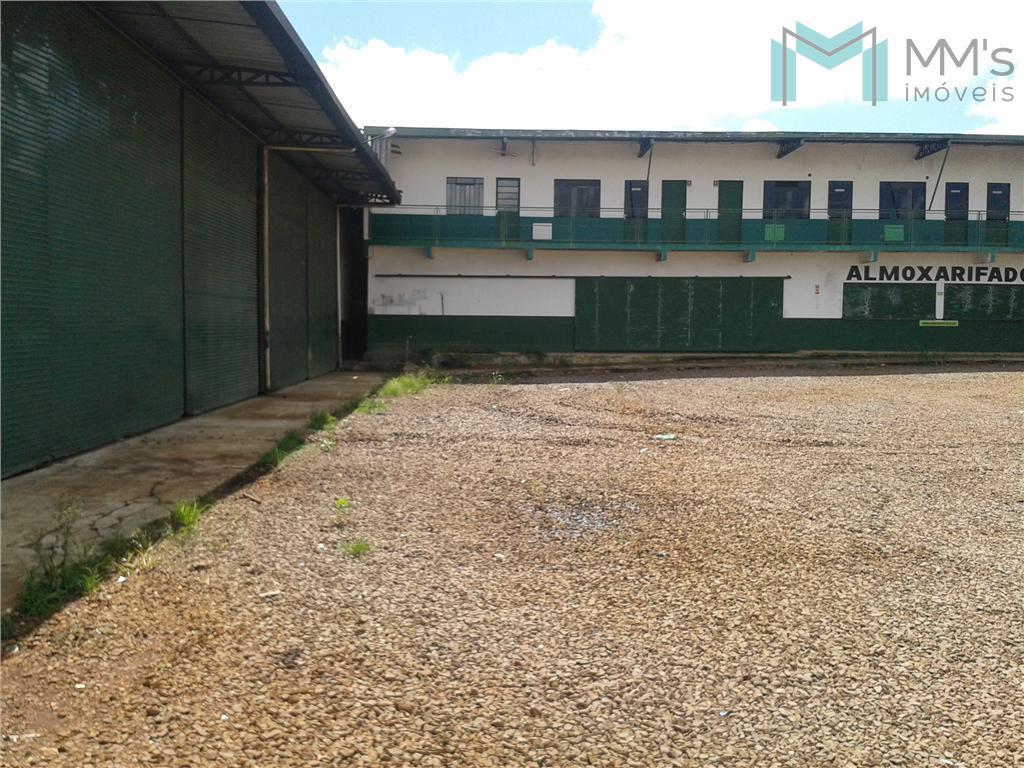 Barracão  comercial para locação.