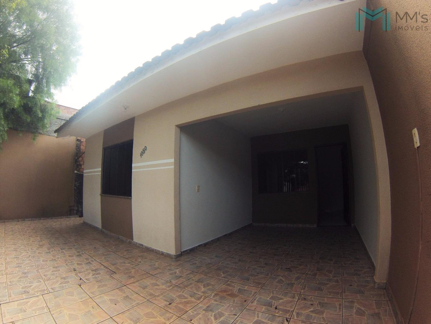 Casa  residencial para venda e locação, Santa Cruz, Cascavel.