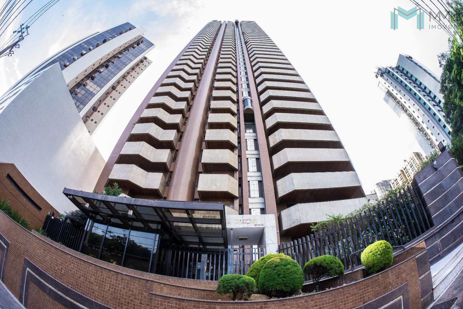 Apartamento  residencial à venda, Zona 01, Maringá.