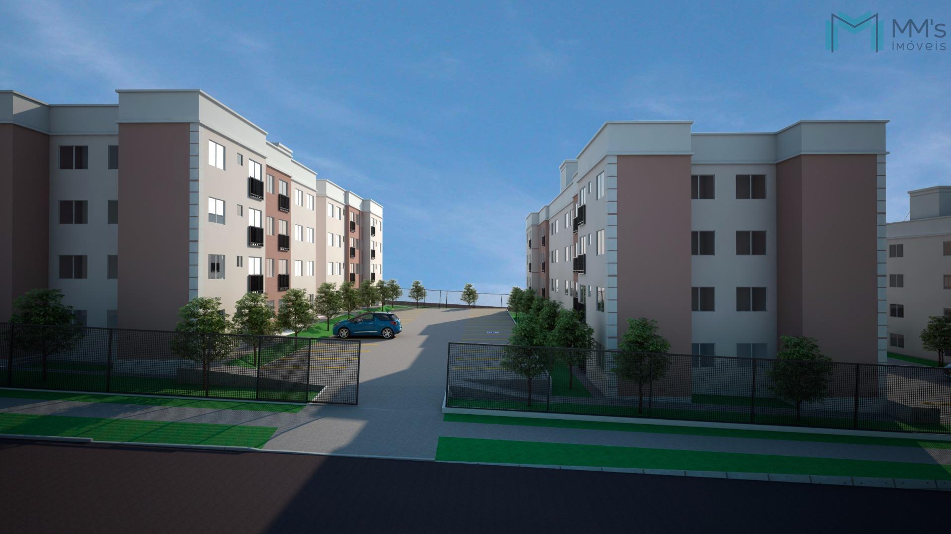 Apartamento residencial à venda, Floresta, Cascavel.