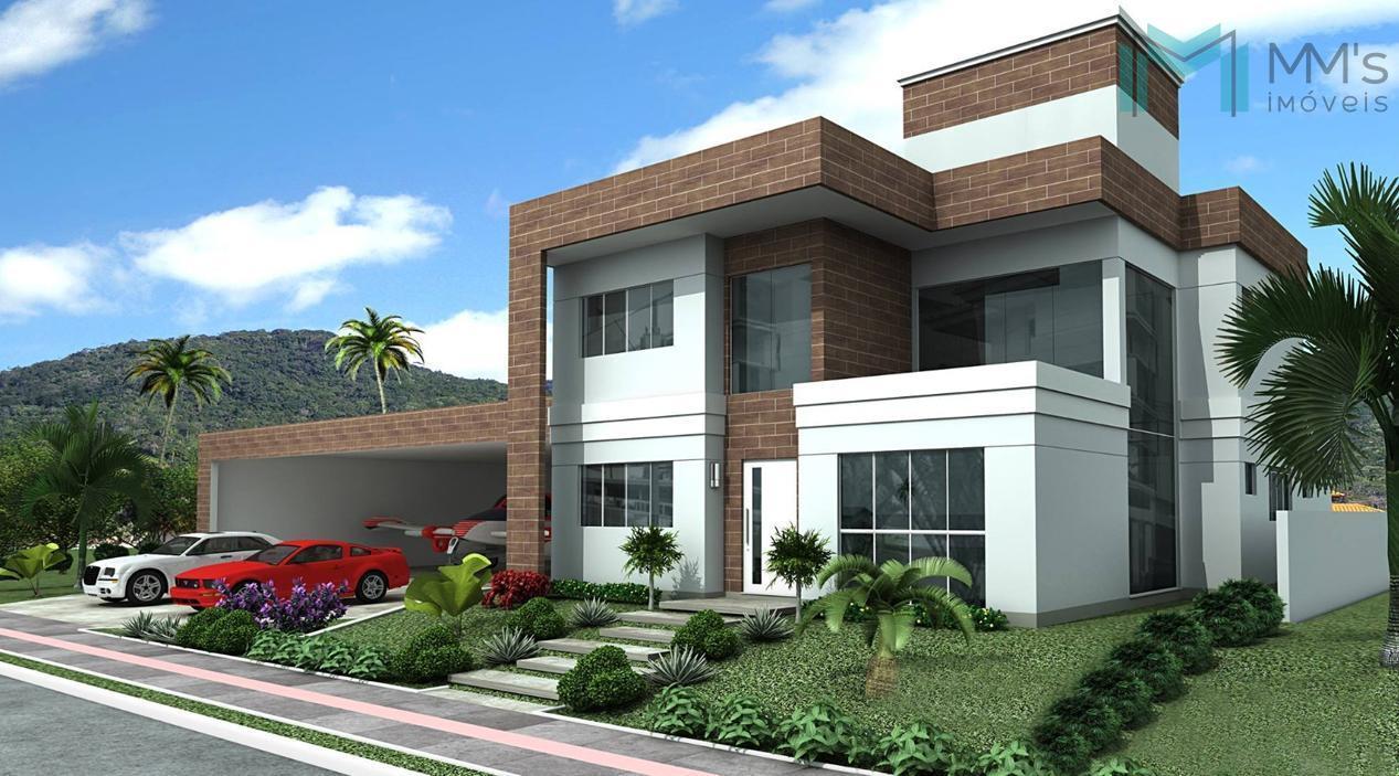 Terreno residencial à venda, Costeira da Armação, Governador Celso Ramos - TE0253.