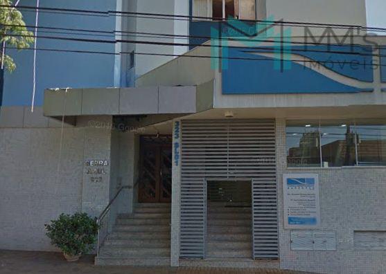 Apartamento residencial para locação, Centro, Cascavel.