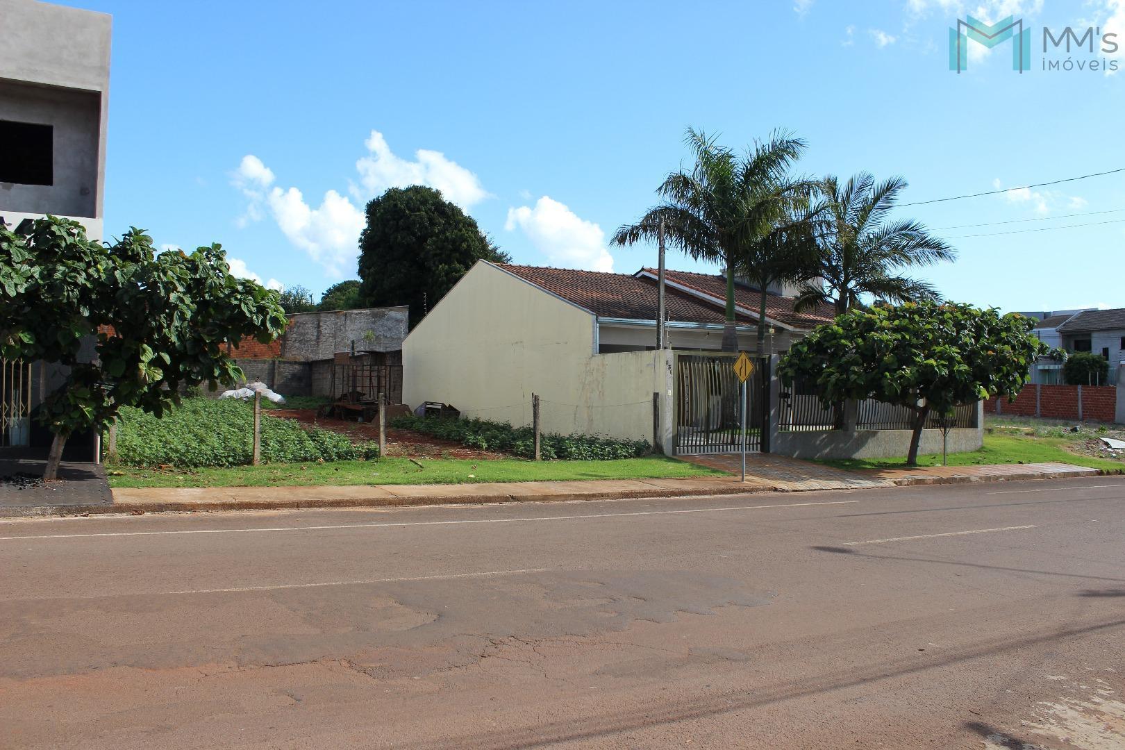 Terreno residencial à venda, Parque São Paulo, Cascavel.