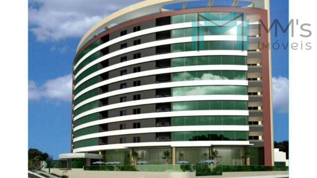 Cobertura residencial à venda, Centro, Cascavel.