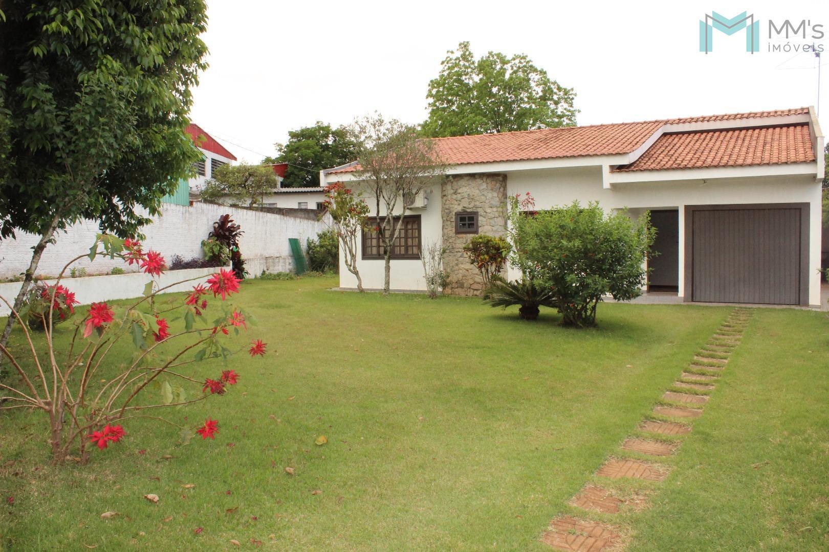 Casa residencial à venda, Centro, Cascavel.